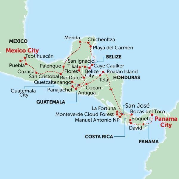 Top Destinations